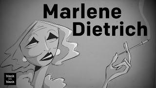 Marlene Dietrich on Sex Symbols
