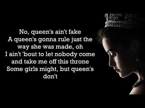 RaeLynn - QUEENS DON'T (Lyrics)