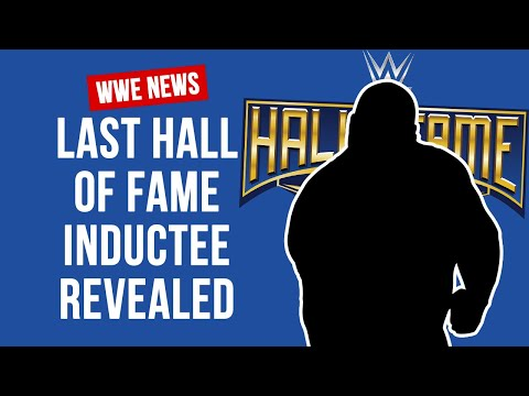 Xxx Mp4 And The Final Wrestler In WWE 2018 Hall Of Fame Is 3gp Sex