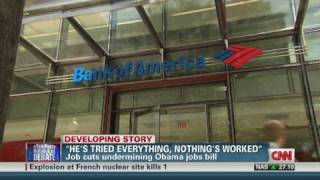 Bank of America to slash 30,000 jobs