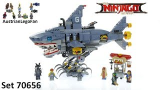 Lego Ninjago Movie 70656 Garmadon, Garmadon, GARMADON! - Lego Speed Build Review