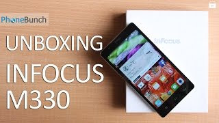 InFocus M330 Unboxing and Hands-on Overview
