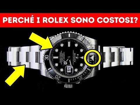 Come Mai i Rolex Sono Così Costosi