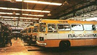 Viação Itapemirim   Garagem década de 1970   Filme Trapalhões