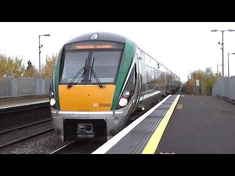 Xxx Mp4 Irish Rail 22000 Class Intercity Train Number 22345 Monasterevin Kildare 3gp Sex