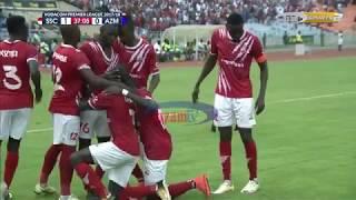Bao pekee Emmanuel Okwi akiipa Simba ushindi dhidi ya Azam FC (VPL, 07/02/2018)