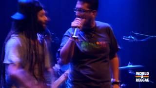 Alborosie Live - Kingston Town @ Paradiso, Amsterdam (NL) August 28, 2013