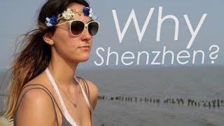 Why I moved to Shenzhen, China