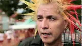 Jorge Herrera Of The Casualties Interview - Warped Tour 2010