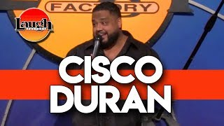 Cisco Duran | A Little Big Advice | Laugh Factory Stand Up Comedy