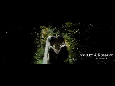 Cinematic Wedding - Ashley & Romano
