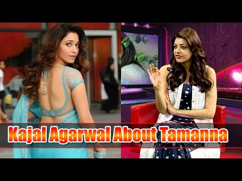 Actress Kajal Agarwal About Tamanna | Kajal Exclusive Interview | Weekend Guest