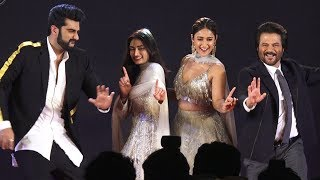 Mubarkaan | Arjun Kapoor, Ileana, Athiya & Anil Kapoor show their dance MOVES