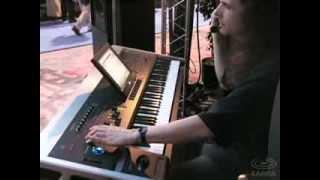 Funk In The Year 2525 - NAMM 2005 (KARMA, Korg OASYS)