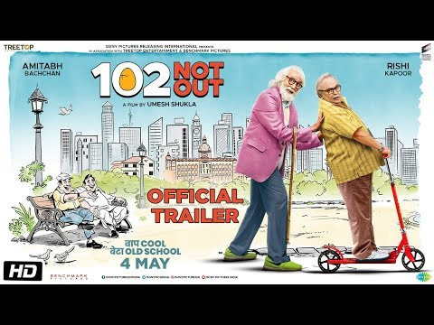 Xxx Mp4 102 Not Out Official Trailer Amitabh Bachchan Rishi Kapoor Umesh Shukla In Cinemas May 4th 3gp Sex