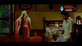 Suryavamsam Scene - Venkatesh And Meena First Night Scene - Raadhika, Sudhakar