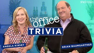 The Office Trivia with Angela Kinsey and Brian Baumgartner