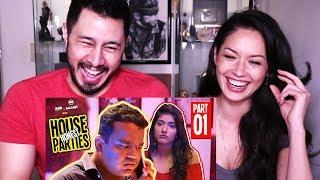AIB: HONEST HOUSE PARTIES PART 1 | Reaction w/ Joli!