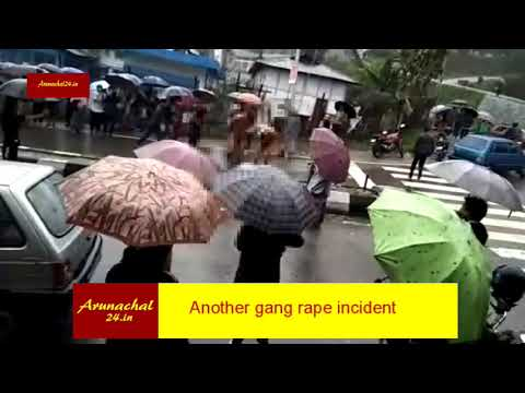 Xxx Mp4 ARUNACHAL24 Rape Accused Paraded Naked In Yingkiong 3gp Sex