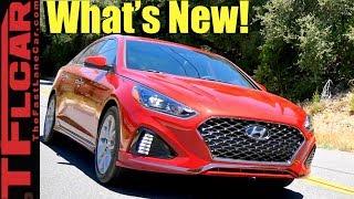 2018 Hyundai Sonata Upgrade is More Than Meets the Eye