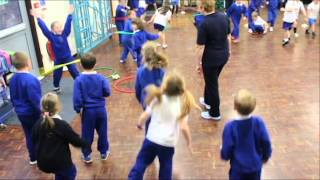 KS1 and Reception Indoor PE