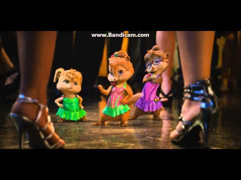 Alvin and The Chipmunks Chipwrecked Salsa Night