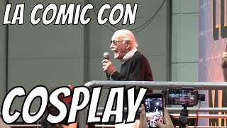 LA COMIC CON 2017 Best Cosplay 2017 is HOT & Sexy