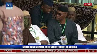 South East Summit On Restructuring Of Nigeria Pt.5 |Live Events|