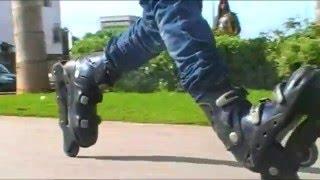 rouler patin maroc casablanca #Episode 1