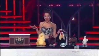 Setareh Khatibi - El Pollito Pio (Nuestra Belleza Latina)
