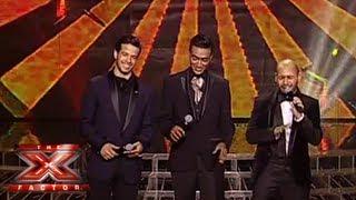 الأغنية الجماعية - لو تعرفه - العروض المباشرة الأسبوع الأخير - The X Factor 2013
