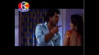 Akshara Singh Hot Navel Show