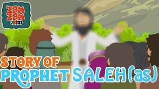 Quran Stories for Kids in English | Prophet Saleh (AS) | Salih (pbuh) | Prophet Stories For Children