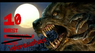 10 best Werewolves in Movies