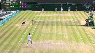 2015 Day 13 Highlights, Reilly Opelka vs Mikael Ymer final