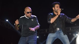 Vishal Shekhar (Salaam Namastey ) Performance At Grafest 2015  +1080HD Part 1