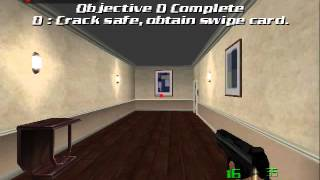 James Bond furtou um Banco !!!! - 007 The World Is Not Enough - #1