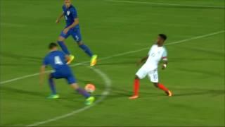 Croatia Cup: HRVATSKA U17 vs ENGLESKA U17 0:5