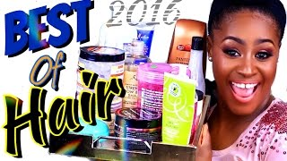 BEST OF NATURAL HAIR  CARE PRODUCTS 2016 | Shlinda1