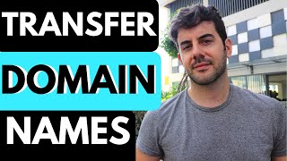 How to Transfer a Domain Name From One Registrar to Another   EASY!