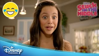 Stuck in the Middle   The Big Day   Official Disney Channel UK