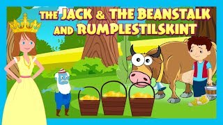 KIDS STORIES - The Jack & The Beanstalk AND Rumplestilskin - TIA AND TOFU STORYTELLING