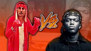 PAPA RUG WANTS TO FIGHT KSI!!