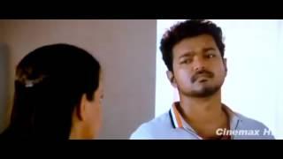 Kajal lifting Vijay