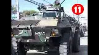 Zamboanga Siege 4th day Sept. 13, 2013