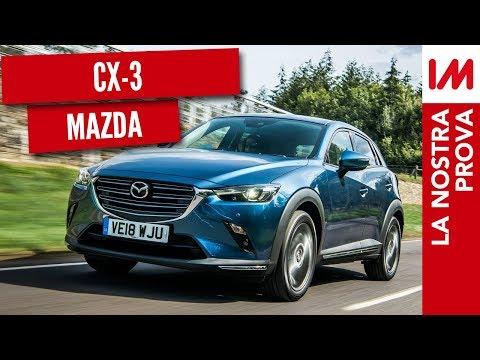 Prova su strada Mazda CX 3 2018 Crossover in grande stile