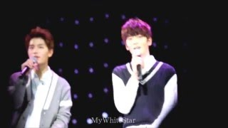 151219 SMROOKIES SHOW All Night-How Deep Is Your Love