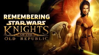 Remembering Why We Love Star Wars: Knights Of The Old Republic