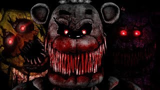 FNAF INTO MADNESS NEW GAME ANNOUNCED | Five Nights at Freddys Into Madness (UPDATE)