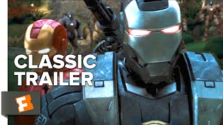 Iron Man 2 (2010) Trailer #1 | Movieclips Classic Trailers